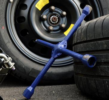 tire change